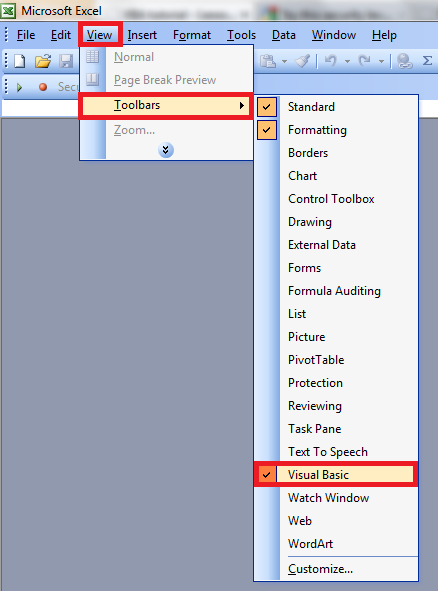 01 - Introduction to VBA